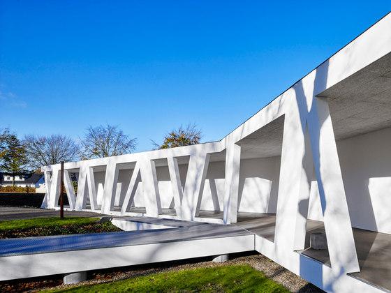 Art Pavillion Videbaek de Henning Larsen Architects | Edificios para exposiciones / ferias