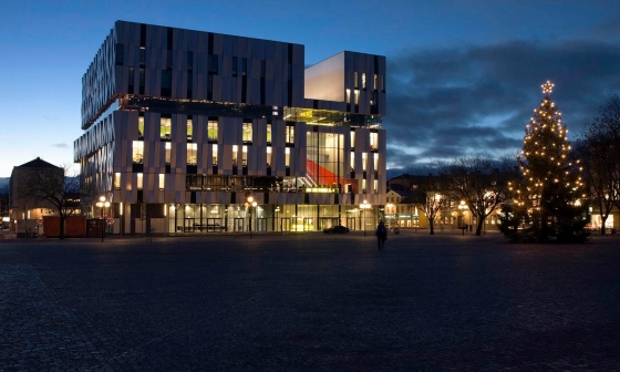 Uppsala Concert and Congress Hall by Henning Larsen Architects | Concert halls