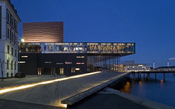 Lundgaard & Tranberg-The New Royal Playhouse