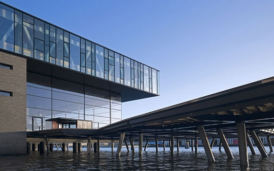 The New Royal Playhouse de Lundgaard & Tranberg | Teatros