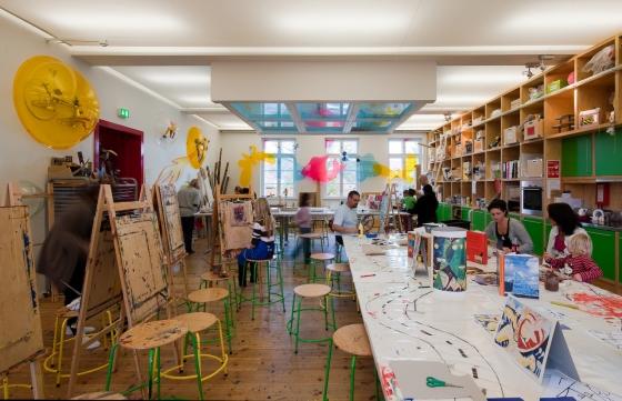 Dorte Mandrup Arkitekter-Nicolai Cultural Center, Kolding