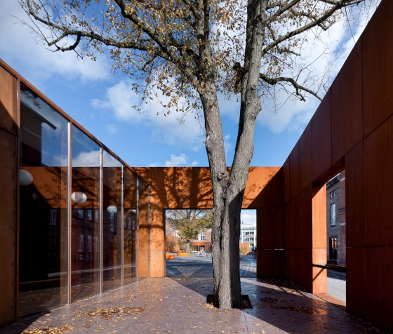 Nicolai Cultural Center, Kolding by Dorte Mandrup Arkitekter | Kindergartens / day nurseries