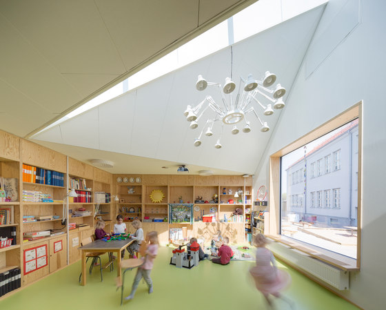Råå Day Care Center by Dorte Mandrup Arkitekter | Kindergartens / day nurseries