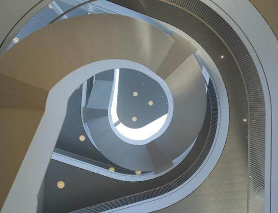 Ørestad College de 3XN | Écoles
