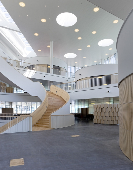 Ørestad College by 3XN | Schools