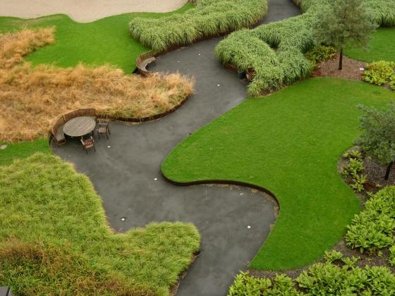 Charlotte Garden von SLA | Gärten