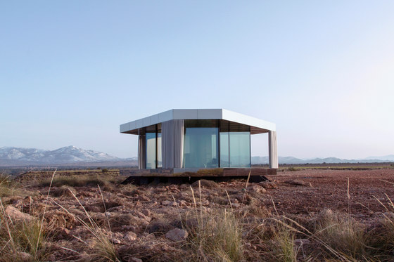Glass House by Ofis Architekti | Detached houses