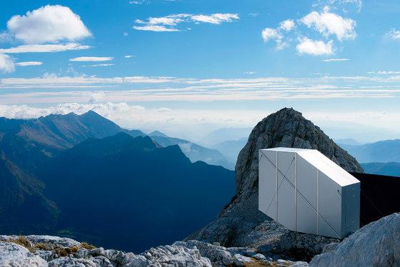Winter Cabin on Mount Kanin by Ofis Arhitekti | Detached houses