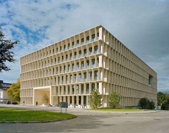 Baumschlager Eberle-ETH e-Science Lab