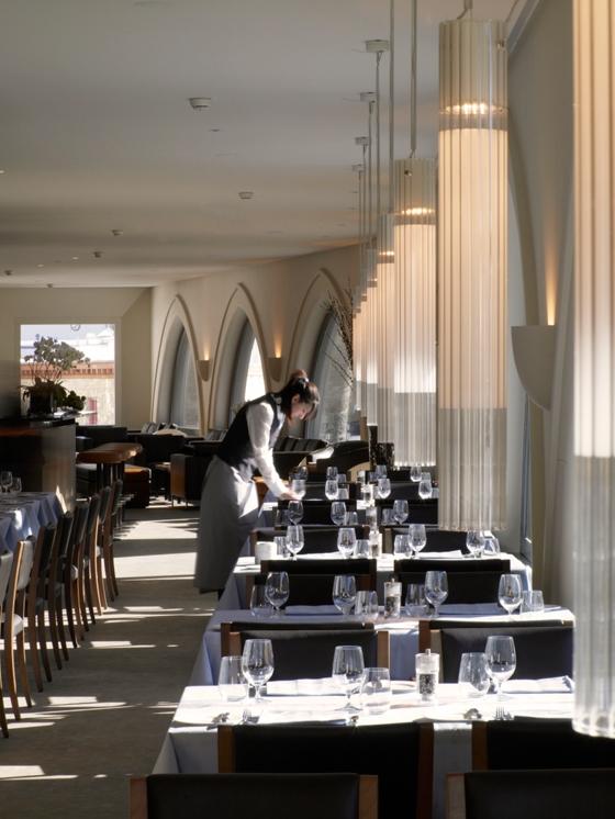 "Foster + Partners-""Post Haus"" Restaurant and ""The Murezzan"" Housing Development"