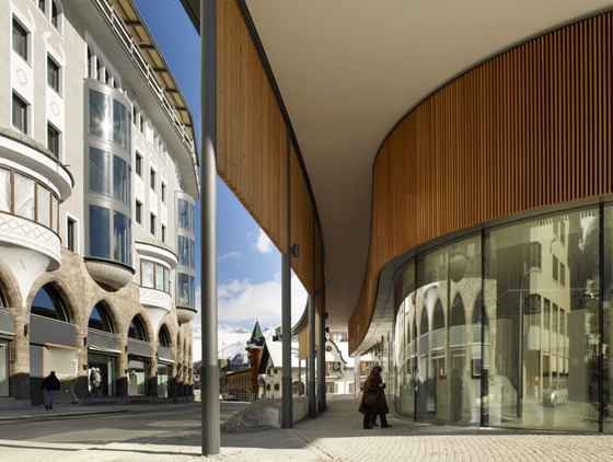 """Post Haus"" Restaurant and ""The Murezzan"" Housing Development by Foster + Partners 