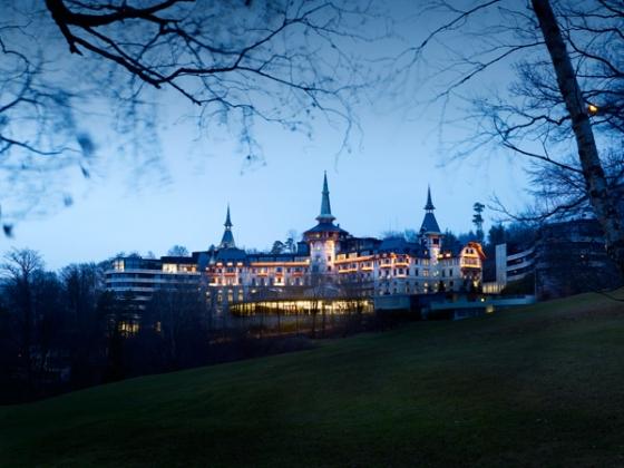 Dolder Grand Hotel de Foster + Partners | Hôtels