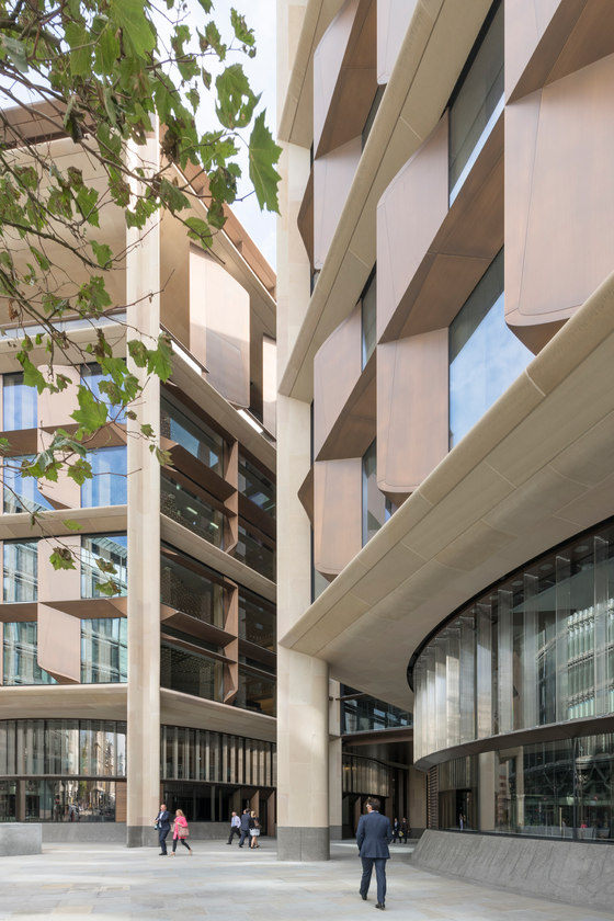 Bloomberg London Offices By Foster Partners Office