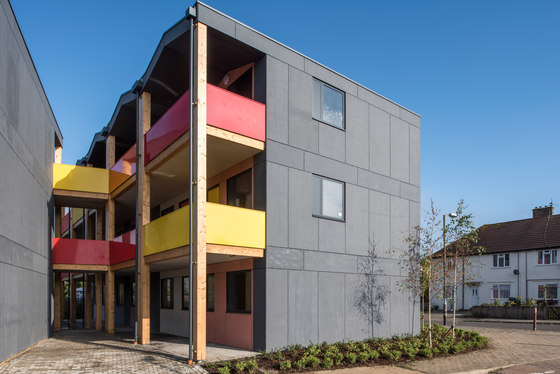 Y:Cube by Rogers Stirk Harbour + Partners | Apartment blocks