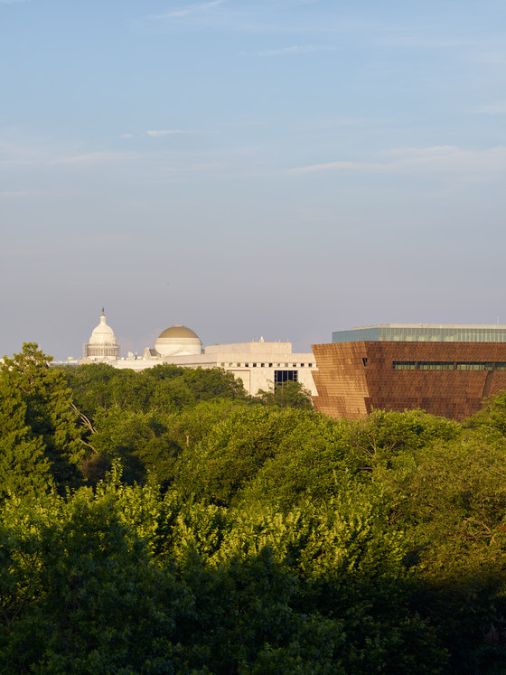 Smithsonian NMAAHC by Adjaye Associates | Museums