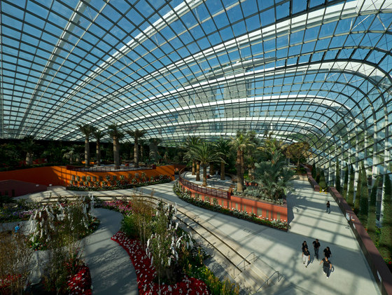 Cooled Conservatories at Gardens by the Bay von Wilkinson Eyre Architects | Museen