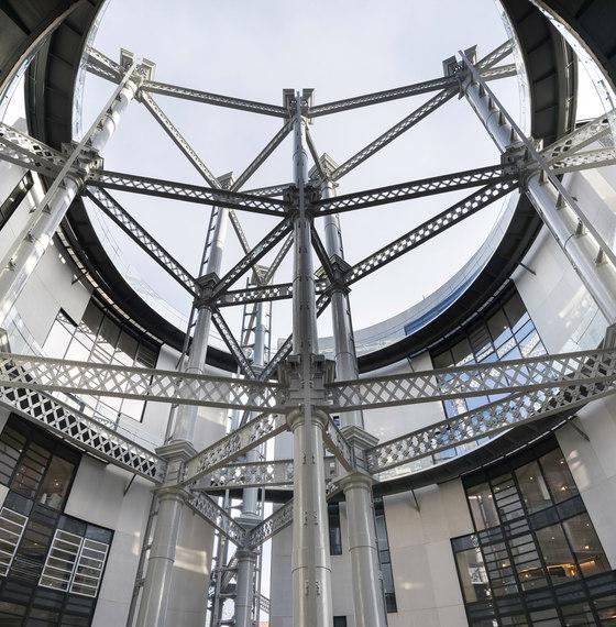 Gasholders London by WilkinsonEyre | Apartment blocks
