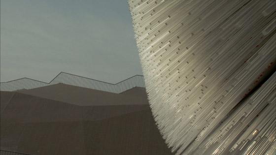 UK Pavilion, Shanghai World Expo by Heatherwick Studio | Temporary structures