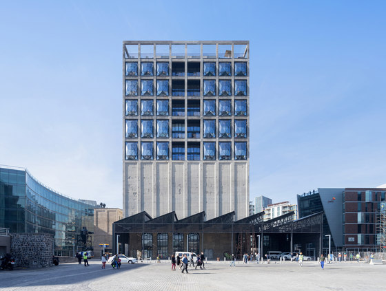 Zeitz MOCAA by Heatherwick Studio | Museums