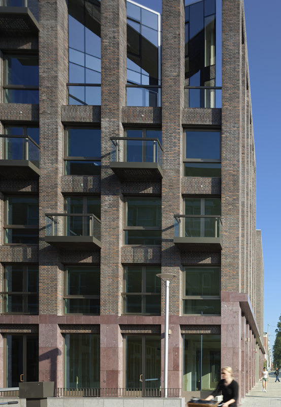 Solid 11 by Tony Fretton Architects Ltd | Apartment blocks
