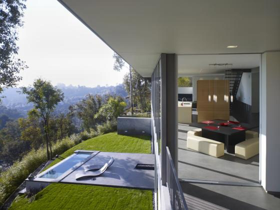 Caverhill residence by spf architects detached houses for Decoraciones de interiores de casas modernas