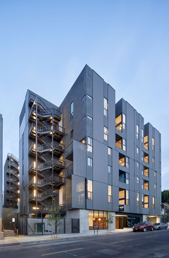 The Line Lofts by SPF:architects | Hotels