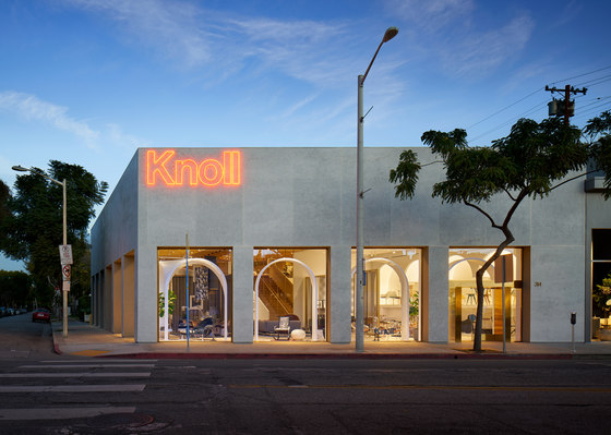 Knoll Home Design Shop by JOHNSTON MARKLEE | Shop interiors
