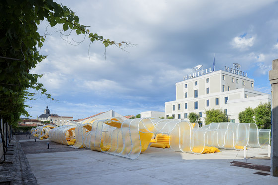 Pavilion Martell by SelgasCano | Installations