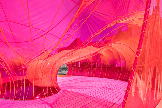 The Bruges Pavilion by SelgasCano | Installations