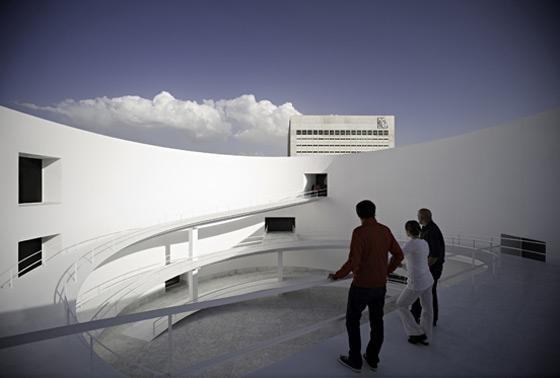 Estudio Arquitectura Campo Baeza-Museo de al Memoria de Andalucía