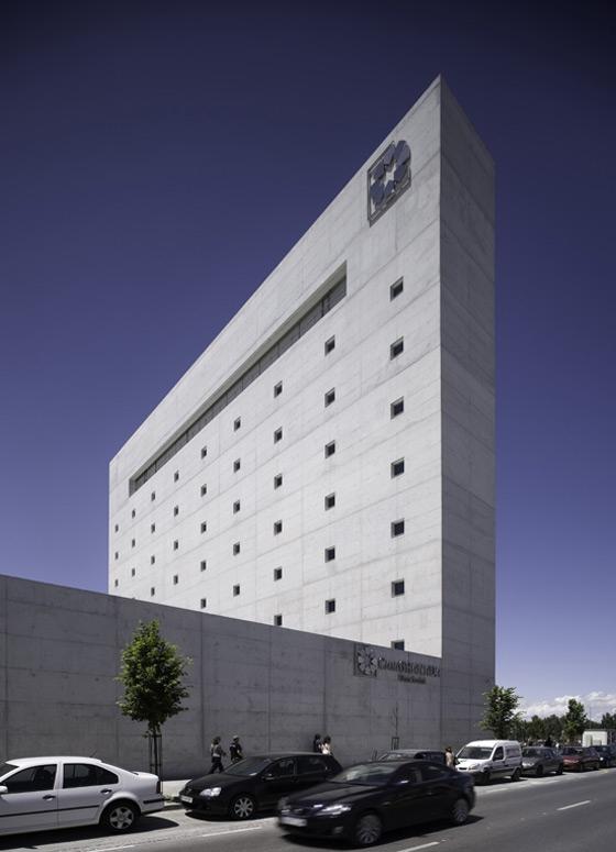 Museo de al memoria de andaluc a de estudio arquitectura - Estudio arquitectura granada ...