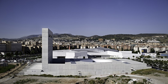 The MA: Andalusia's Museum of Memory by Alberto Campo Baeza | Museums