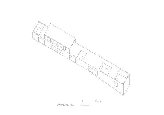 Casa Rufo de Estudio Arquitectura Campo Baeza | Casas Unifamiliares