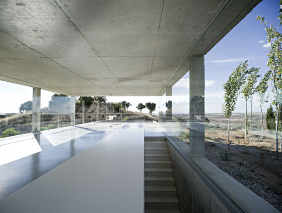 Casa rufo de estudio arquitectura campo baeza - Estudio arquitectura toledo ...