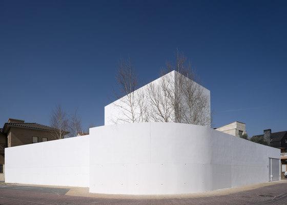 Moliner house by alberto campo baeza detached houses - Casa guerrero campo baeza ...