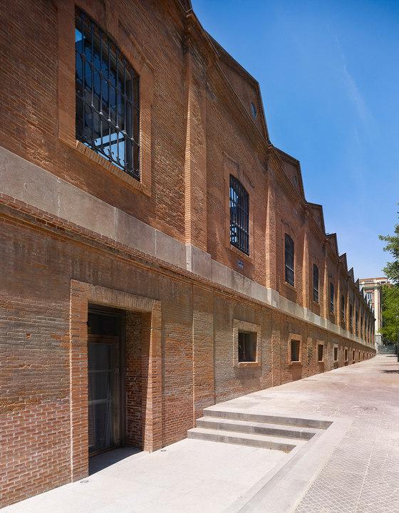 Daoíz y Velarde Cultural Centre von RAFAEL DE LA-HOZ Arquitectos | Verwaltungsgebäude