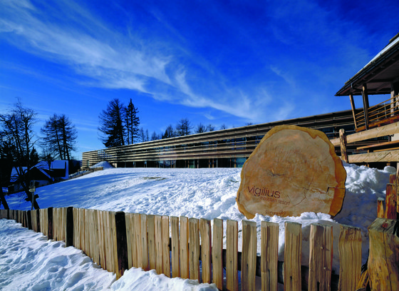 Vigilius Mountain Resort by Matteo Thun | Hotels