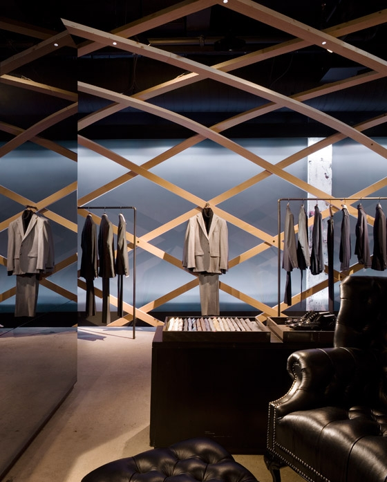 Matteo Thun & Partners-Hugo Boss Special Concept Store
