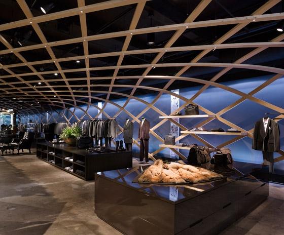 Hugo Boss Special Concept Store di Matteo Thun | Negozi