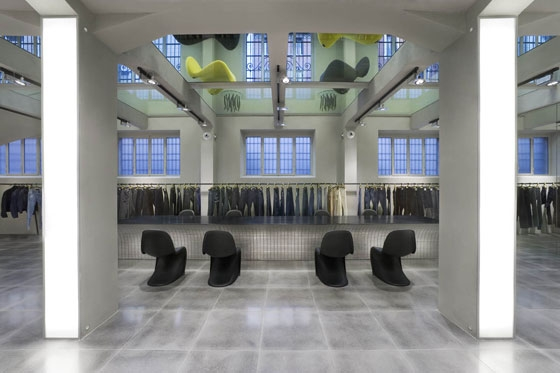 Meltin' Pot Showroom by Fabio Novembre | Showrooms