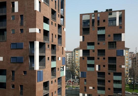 Edilizia residenziale convenzionata a torre nuovo for Case di architetti moderni