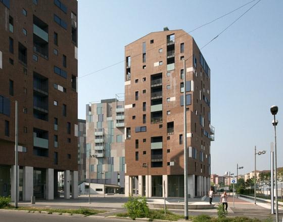 Edilizia residenziale convenzionata a torre nuovo for Case di architetti