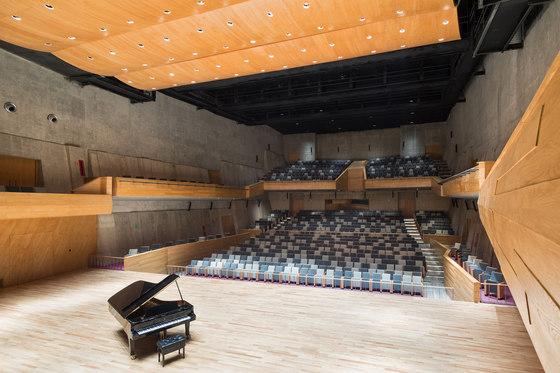 Foro Boca by Rojkind arquitectos | Concert halls