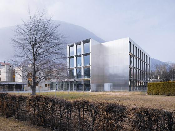 École Professionelle von Bonnard Woeffray Architectes | Schulen