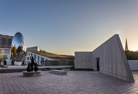 Glassell School Of Art, Mfah by Steven Holl | Museums