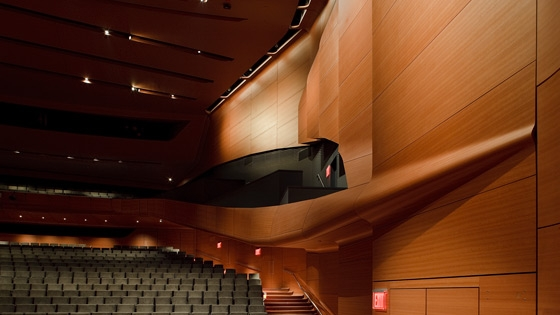 DS+R I Diller Scofidio + Renfro-Alice Tully Hall, Lincoln Center
