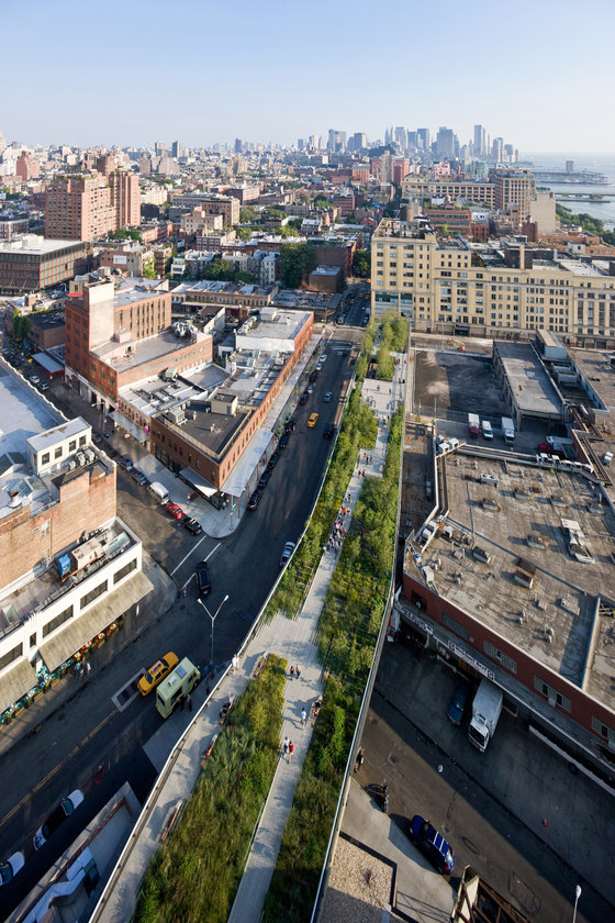 High Line by Diller Scofidio + Renfro | Parks