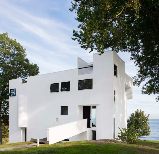 Smith House by Richard Meier & Partners Architects | Detached houses