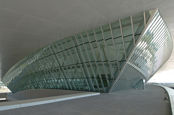 Carrasco International Airport by Rafael Viñoly Architects | Airports