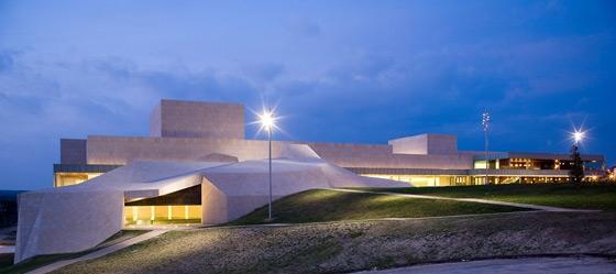 Municipal Congress and Exhibition Center by MANGADO & ASOC.SL. | Trade fair & exhibition buildings